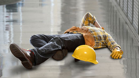 Accidents happen on building sites - do you need personal accident insurance?
